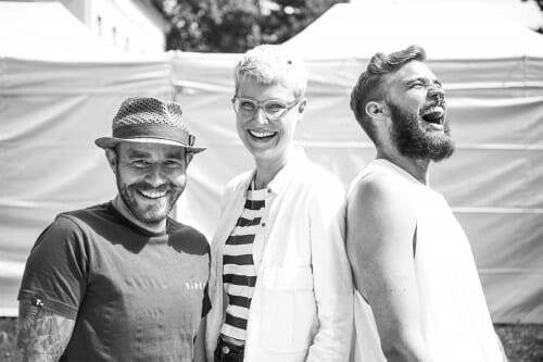 Team von Oosterbeek|Friseur