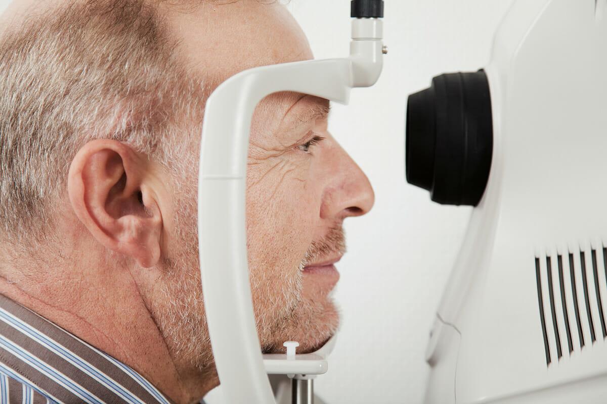 Behandlung Augenarzt