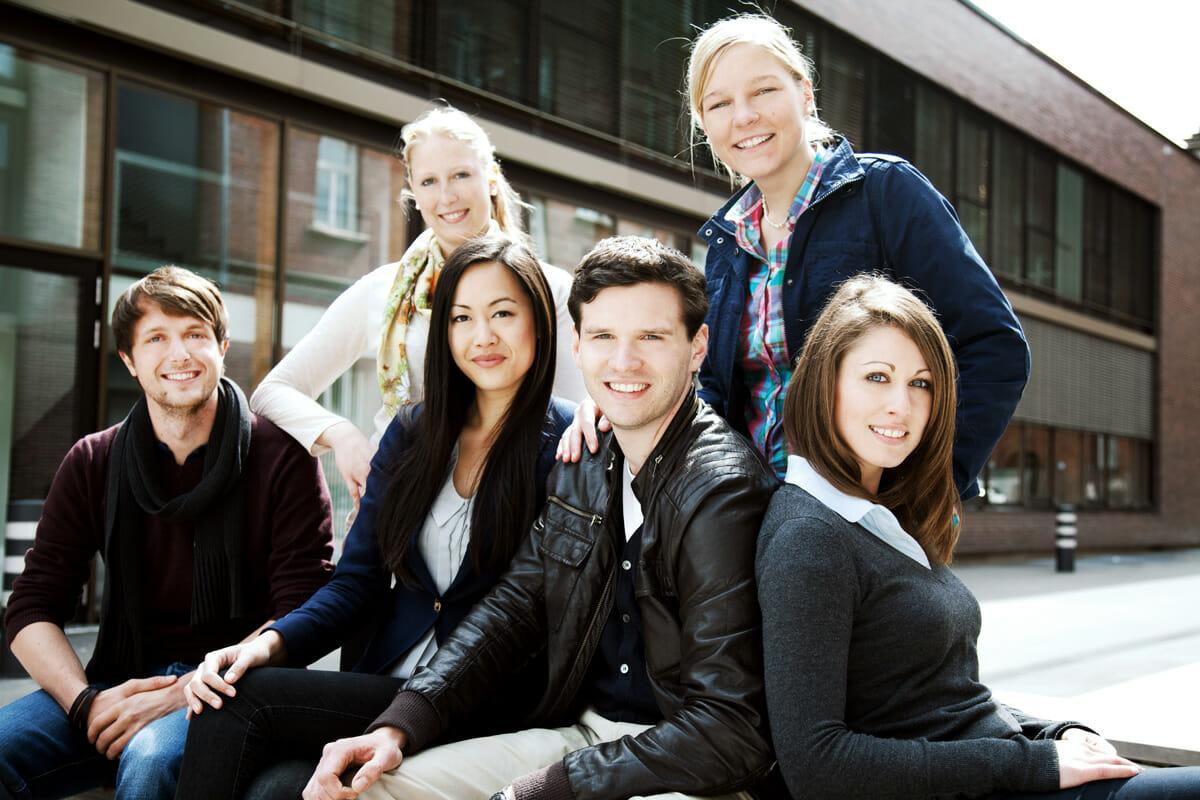 Werbeshooting Hochschule Fresenius München