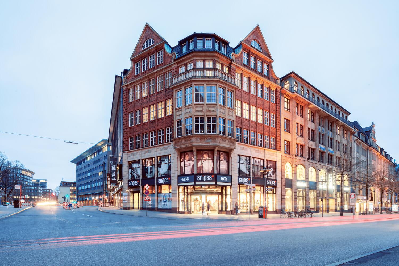 Architekturfotografie Hamburg