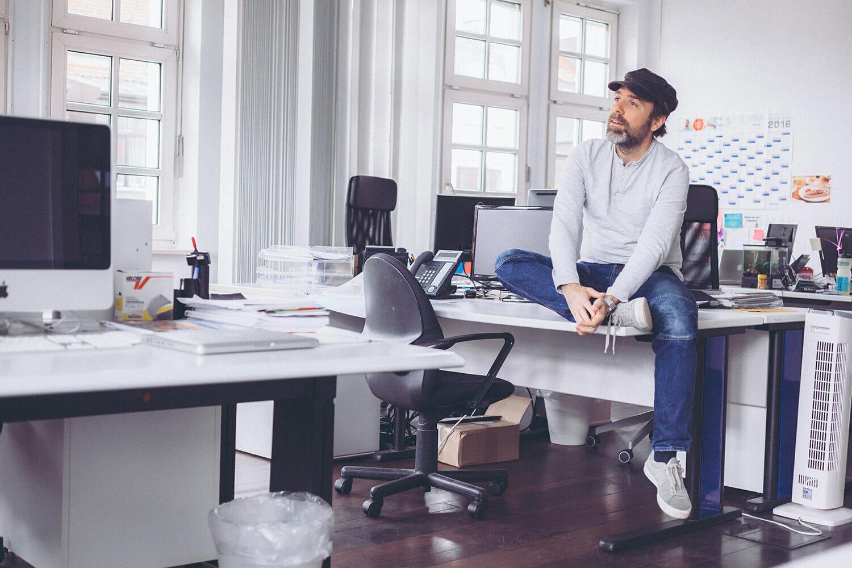 Werbekampagne für Host Europe mit Michael Praetorius - NOEO GmbH