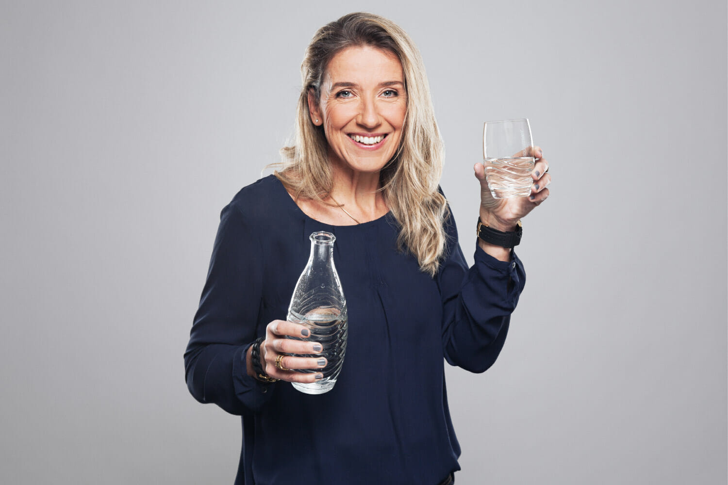 Businessportrait von SodaStream